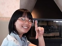 Japanese Glasses Girl Dt