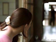 Mako Oda quente Asiática milf gostosa no grupo mmf ação