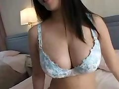 Toying With Big Tits