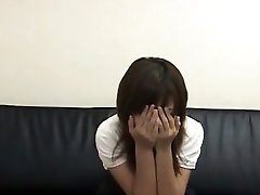 Beautiful Seductive Korean Girl Drilling