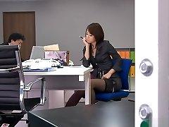 Hottest Japanese tart Maki Hojo in Fabulous JAV uncensored Hard-core scene