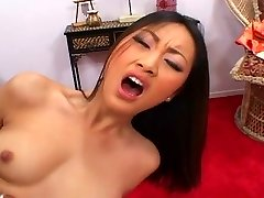 Uber-sexy Asian cutie pounded