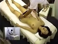 Covert Webcam Asian Massage Masturbate Young Japanese Teen Patient