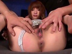 Sujo gangbang foder com safado Sana Anzyu