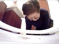 Japanese covert wc camera in restaurant (#54)