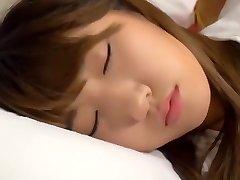 Korean boy penetrated her gf in law