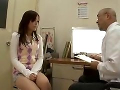 guiltless asian girl abused by doctors