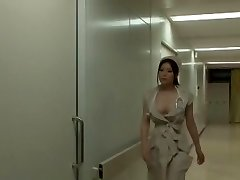 Incredible Chinese chick Yuna Shiina in Amazing Nurse, Big Tits JAV scene