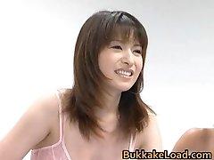 Ann Nanba Hot Asian babe in hardcore
