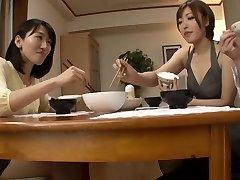 Hottest Japanese tramp in Amazing Stockings, HD JAV movie