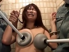Incredible Japanese girl in Fabulous BDSM, Facial JAV episode