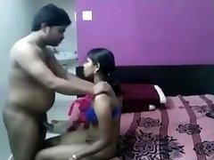 Girl boink in bedroom