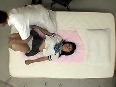 Massage hidden cam flick of Asian vixen that gets fucked DBAL001.HQ