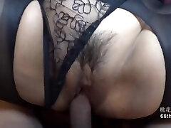 Black Pantyhose Ultra-diminutive Panty Stile