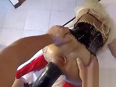 Helen Meaty ROV dildo