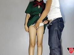 L3lackrose - School Thai Schoolgirl Step-sister Bang Creampie ชวuuักเรียuมาติวnuังสือnลังเลิกเรียu