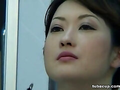 Cosplay Porno: Asians Nurses Costume Play Japanese MILF Nurse Fucked Doctors Office part 1
