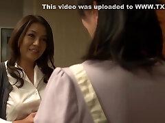 Japanese Mature Lesbian
