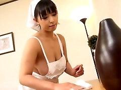 Horny Japanese girl Ryoko Murakami in Crazy Wife, Bdsm JAV scene
