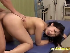 Jav Idol Nurse Fucked In Gyno Chair Flabby Ass And Big Tits Sexy Nubile Loves Being Torn Up Rock Hard