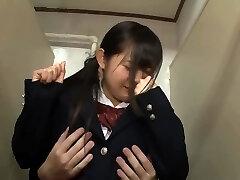 Ultra-kinky Japanese girl in Exclusive Anal/Anaru, Blowage/Fera JAV clip pretty one