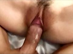 Tight Asian Whore Double Creamed