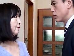 Japanese Granny Pulverizes Ex-husband