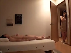 Japanese Stud Came To Look For His Buddy But Found His StepMom