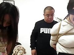 chinese girls bondage