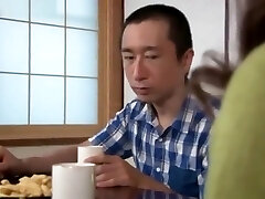 Japanese Grandmother loves to fuck