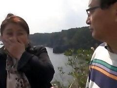 Crazy Japanese model in Horny Plumper JAV clip