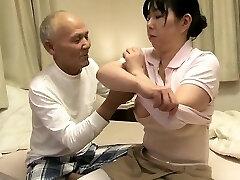 BUSTY ASIAN WITH BIG PUFFY Nips