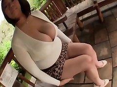 Super-naughty homemade Flashing, Big Tits adult vid