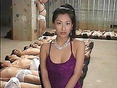 Endless Semen featuring Ran Asakawa getting massive cum facials.