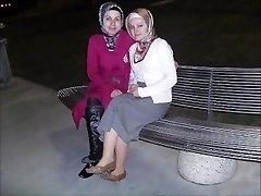 turcă arabă din asia hijapp se amestecă ph