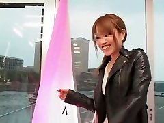 Exotic Japanese whore in Finest Small Tits, MILFs JAV clip