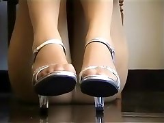 Amazing amateur Solo Girl, Upskirts porn video
