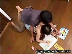 Japonski Teen Zlorabil!