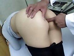 asiatice la doctor și asiatice jos