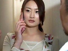 más caliente modelo japonés risa murakami en caliente tetas pequeñas jav película