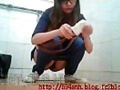Voyeur1 Çin Halk tuvalet-10-1
