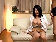 Viliojanti Japonijos mergina Sušikti