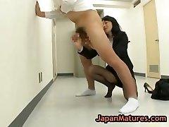 Natsumi kitahara rimming kai vaikinas part1