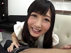 Best Japanese whore Hibiki Otsuki in Incredible handjobs, rimming JAV pin