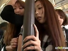 Uber-cute Lesbo Lover Groped