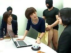 Japāņu Biroji Noteikums! Runāt par perks!