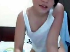 filipina web cam finger-banging