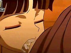 Inuyasha Pornography - Sango manga porn scene