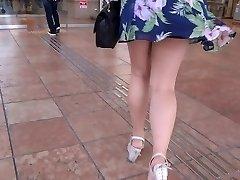 Sexy Kājas Staigāt 006