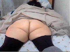 massive asian hidden cam